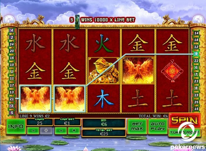 Fei Long Zai Tian Asian Slots