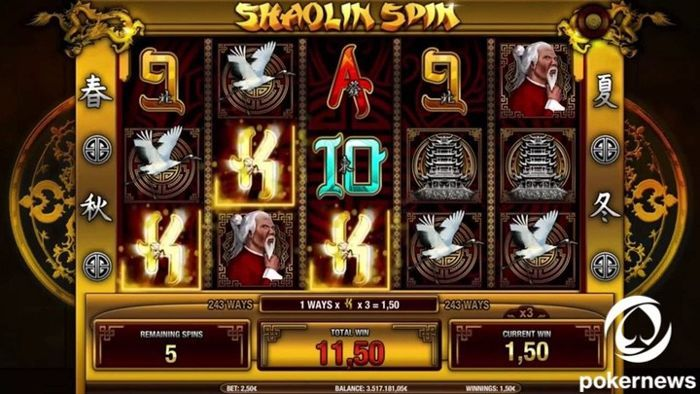Asian slot machines game Prosperity Twin