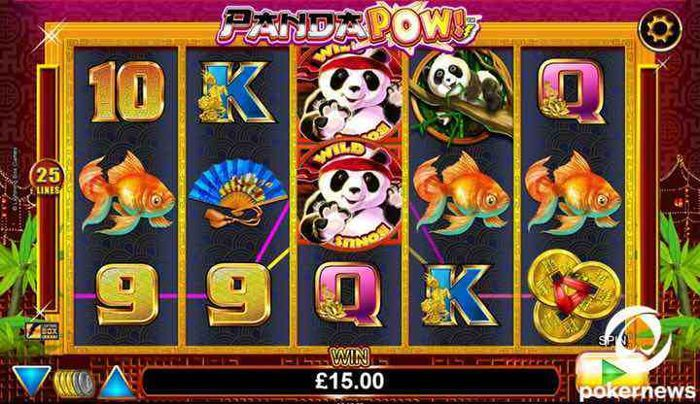 Panda Pow is a great slot machine online