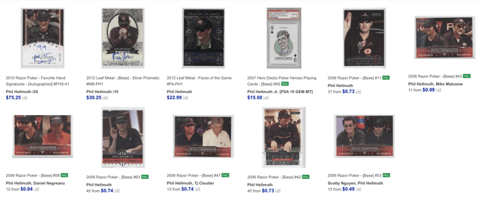 Card Collecting: WSOP Champ Blumstein Earns Topps Honor 101