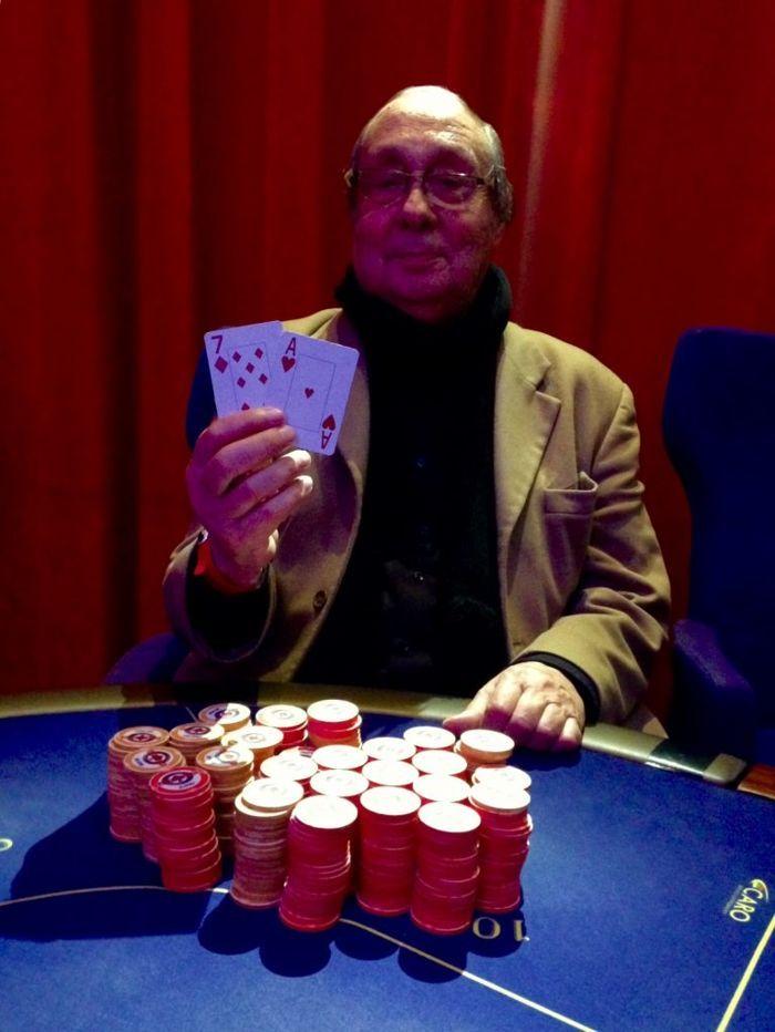 TPS Cabourg : Robert Kojfer met le poker old school à l'honneur 101