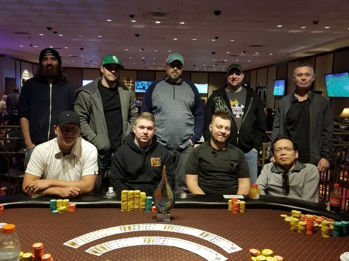 WNYPC Final Table