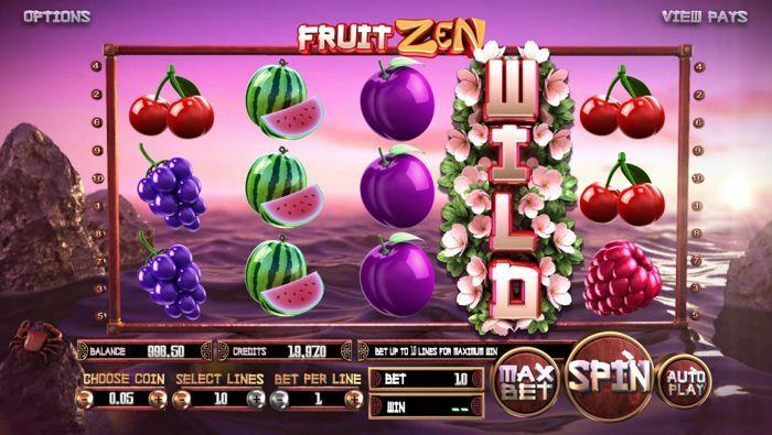 fruit zen slot