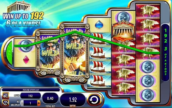 House of fun free slots