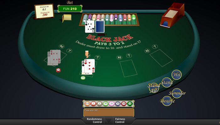 blackjack zero edge