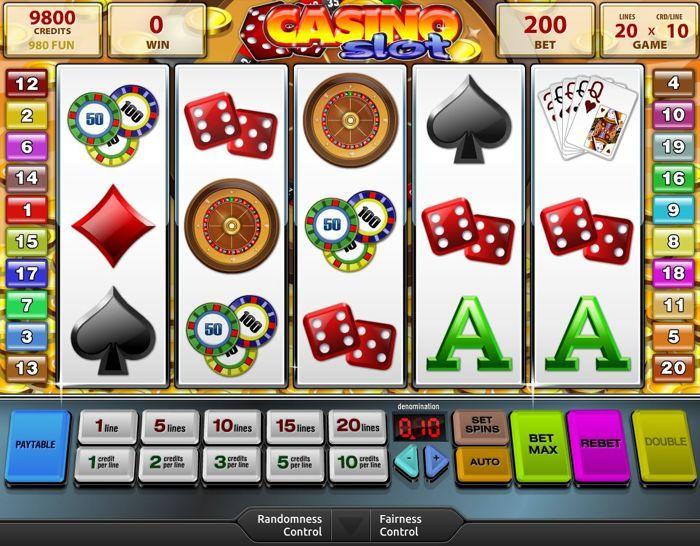 zero house edge casino slot