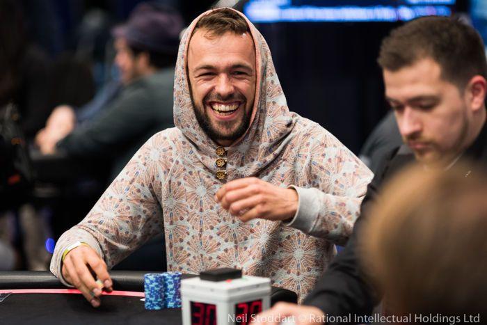 David Peters führt beim PokerStars and Monte-Carlo©Casino EPT Main Event 101