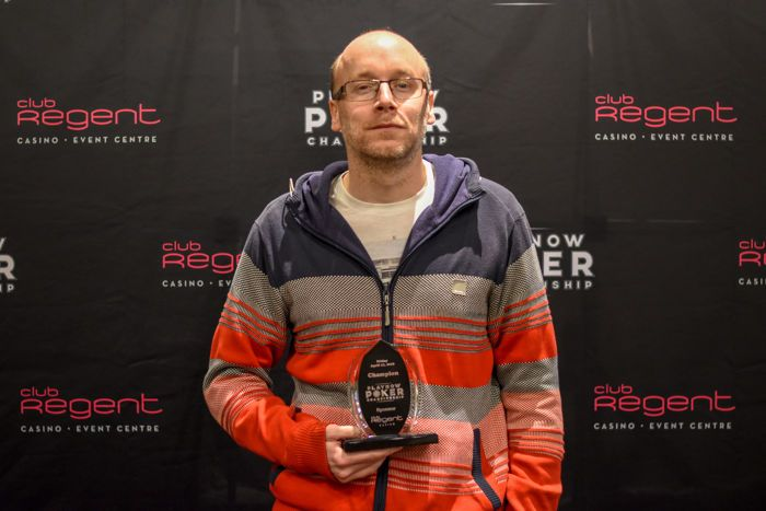 Phil Riley PlayNow Poker Championship PNPC Club Regent Casino
