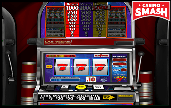 lucky 7 vegas style slot machines