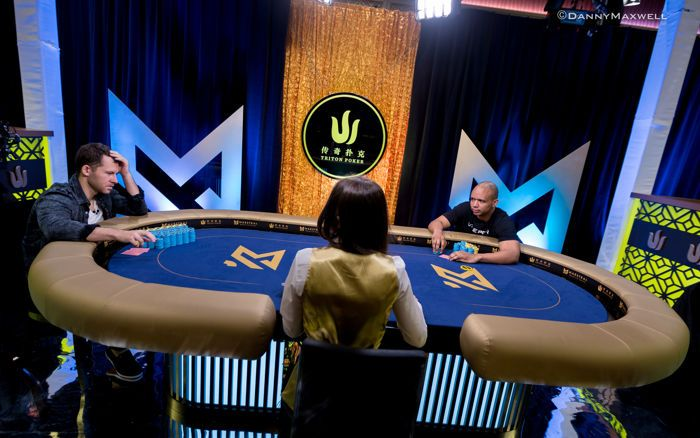 Dan Cates - Phil Ivey Heads Up