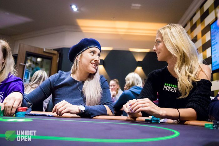 Unibet Poker Ambassador Daiva Byrne on QueenRules at the Unibet Open 102