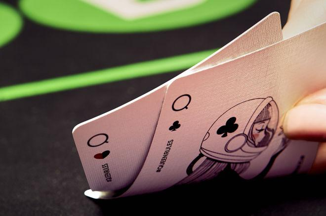 Unibet Poker Ambassador Daiva Byrne on QueenRules at the Unibet Open 103