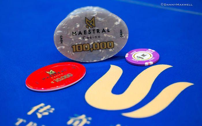 €1,000,000 Cash Game