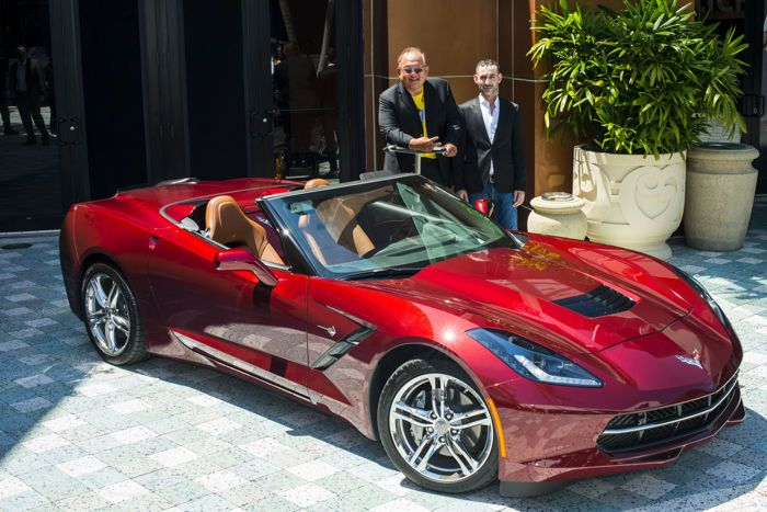 WPT Enticing Players To Tournament Of Champions With Added Value - Borgata car show