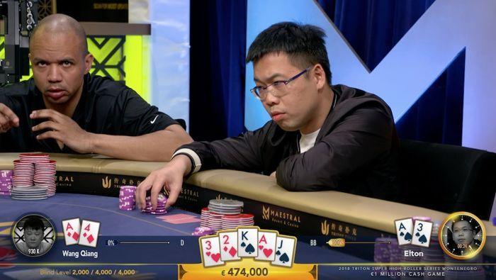 Strategy on the Stream: Triton Poker Million Euro Cash Game Analysis 102