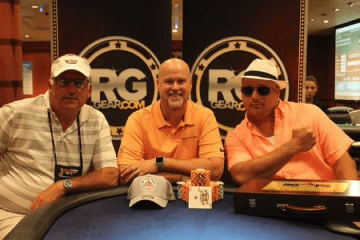 Shawn Sparks Wins RGPS Global Championship on Royal Caribbean Cruise 101
