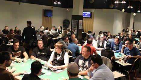 Druga etapa tretje sezone SPT se seli v Alpha - Card Casino Graz 102