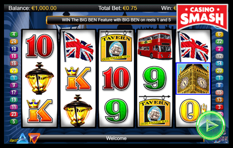 big ben aristocrat slots