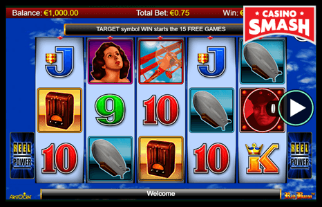 red baron aristocrat slots