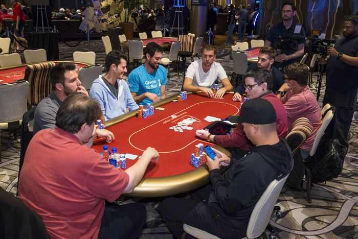 Darren Elias Goes for Second WPT Title of the Week, Leads TOC Final 101
