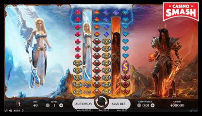 Archangels: Salvation netent slots
