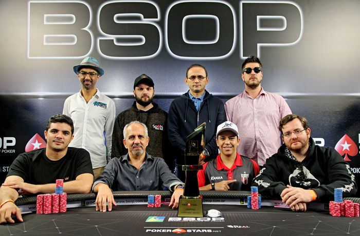 Mesa Final BSOP Natal
