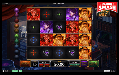 Legacy of the Wild playtech slots