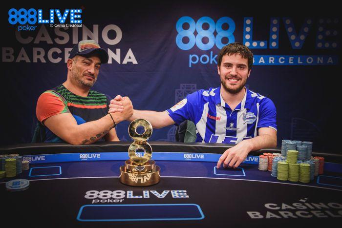 Adrian Costin Constantin & Joel Isla