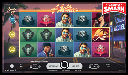 Hotline The Best New Slots of 2018