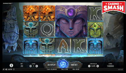 Asgardian Stones The Best New Slots of 2018
