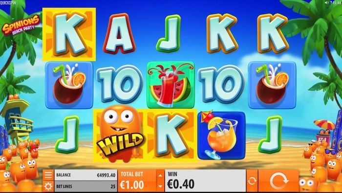 spinions Slot with No Deposit Needed