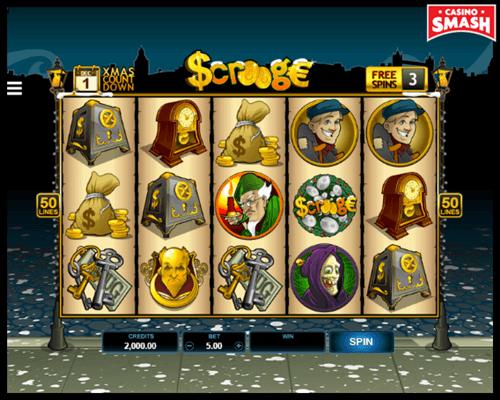 $crooge Microgaming Slots