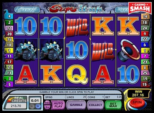 Supe it up Microgaming Slots