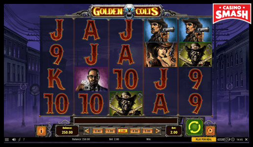 Golden Colts The Best 10 Penny Slots
