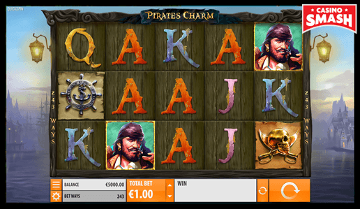 Pirate's Charm The Best 10 Penny Slots