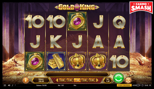 Gold King The Best 10 Penny Slots