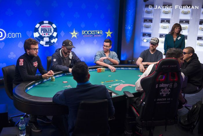 Final Table Event 13 Big Blind Antes