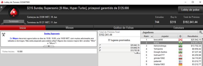cigarromata, pvigar e fviana Detonam Feltros do PokerStars 104