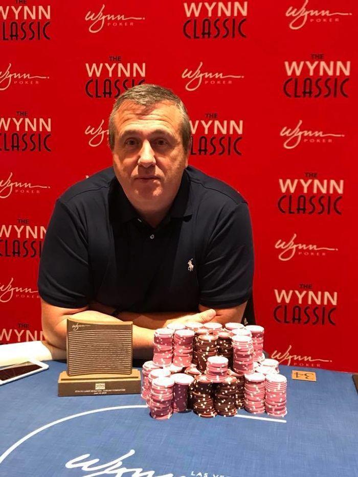 Jean-Paul Pasqualini, la Wynn à Las Vegas 101