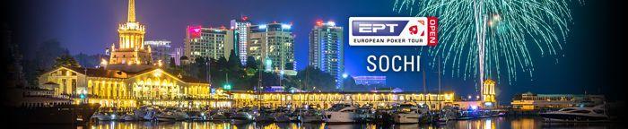 PokerStars EPT Open Sochi mit fünf Platinum Pässen 101