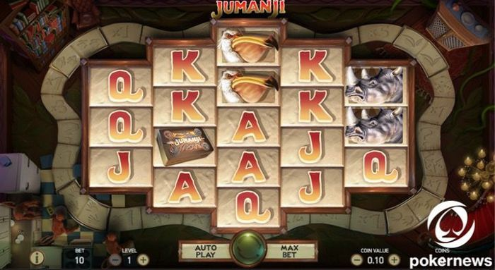 Jumanjii is one of the best casino games to play with real money in 2018