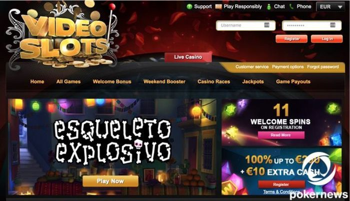 Newest online casino Video Slots