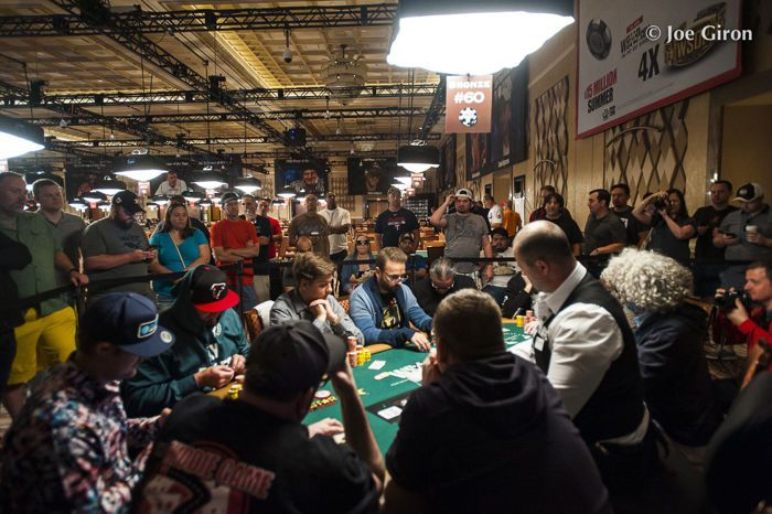 2018 WSOP Event 53: Couden Tops Elezra, Matusow, Negreanu, and Fitoussi to win ,500 PLO8 101