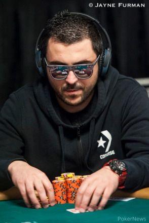 Трето място и 8,241 за Радослав Стоянов в Event #54: ,000... 101