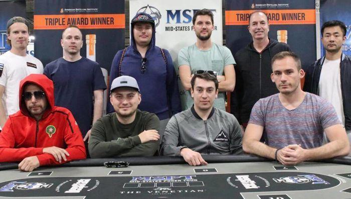 $3,500 MSPT Venetian final table