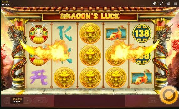 Dragon's Luck Chinese Gambling Game