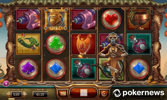 The Legend of the Golden Monkey Chinese Gambling Game
