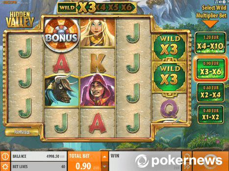 Hidden Valley Chinese Gambling Game