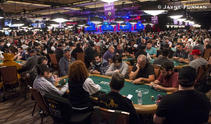 2018 WSOP Main Event Day 1c: Record Turnout, Second-Biggest Overall Field Ever 101