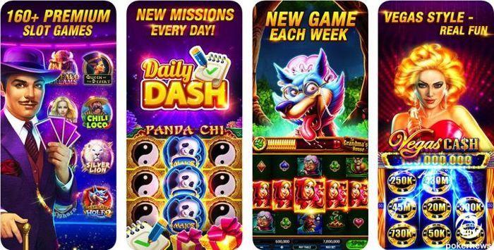 Slotomania Social Gambling Casino App